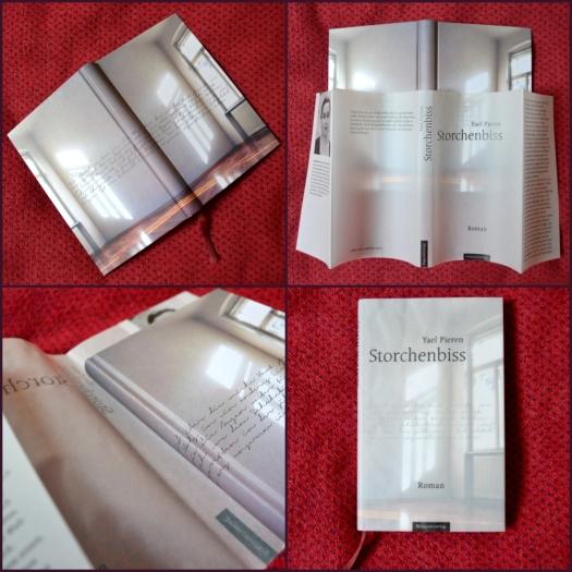 Yael Pieren - Storchenbiss (Rotpunktverlag)