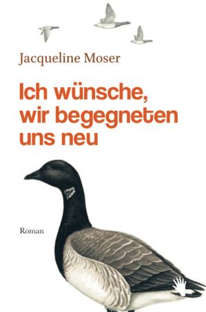 Jacqueline Moser: »Ich wünsche, wir begegneten uns neu«. bilgerverlag, September 2016, 384 Seiten.