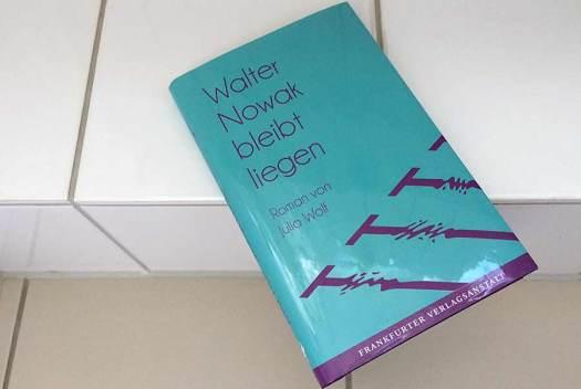 Wolf - Walter Nowak bleibt liegen