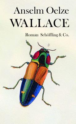 Anselm Oelze: Wallace. Schöffling.