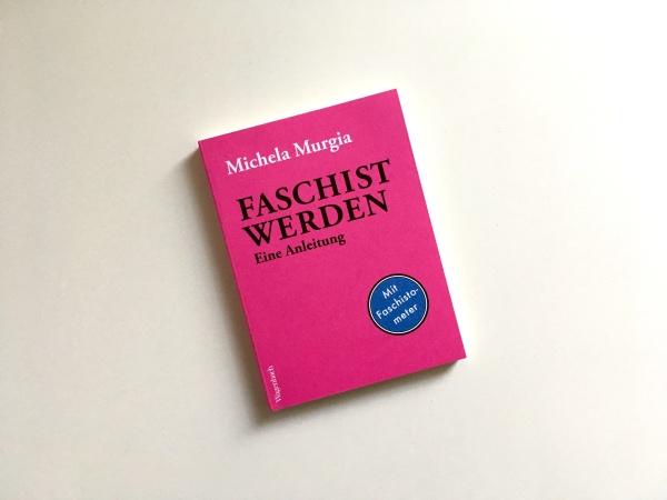 Murgia: Faschismus